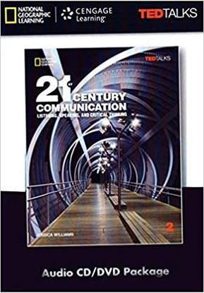 Εικόνα της 21ST CENTURY COMMUNICATION 2 LISTENING, SPEAKING AND CRITICAL THINKING DVD / AUDIO