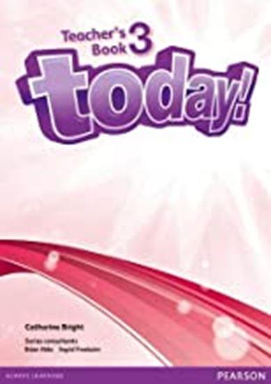 Εικόνα από Today! 3 Teacher's Book & DVD Pack
