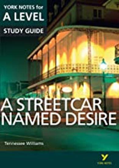 Εικόνα από YORK NOTES FOR A LEVEL A STREETCAR NAMED DESIRE