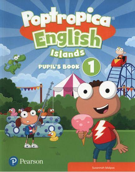 Εικόνα από POPTROPICA ENGLISH ISLANDS 1 PUPILS BOOK PACK & ONLINE WORLD INTERNET ACCESS CODE - UPDATED
