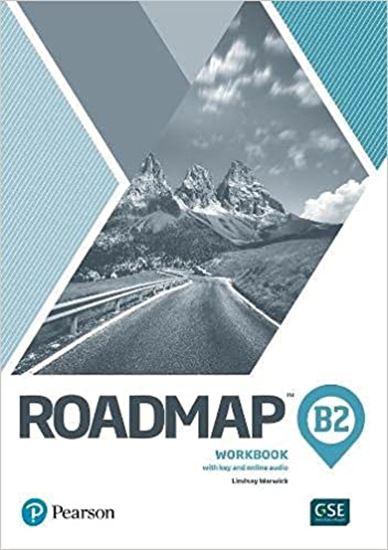Εικόνα από ROADMAP B2 WB WITH KEY & ONLINE AUDIO