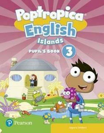 Εικόνα από POPTROPICA ENGLISH ISLANDS 3 PUPILS BOOK PACK & ONLINE GAME ACCESS CARD N/E