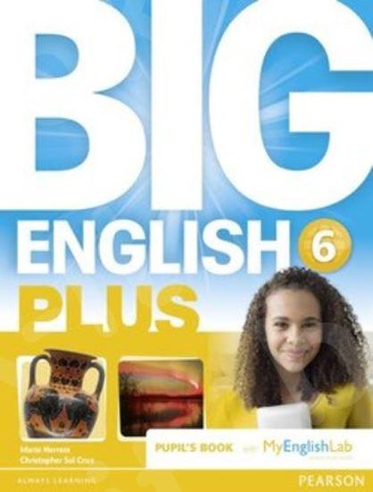 Εικόνα από BIG ENGLISH PLUS 6 SB & MY LAB - BRE N/E