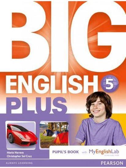 Εικόνα από BIG ENGLISH PLUS 5 SB & MY LAB - BRE N/E