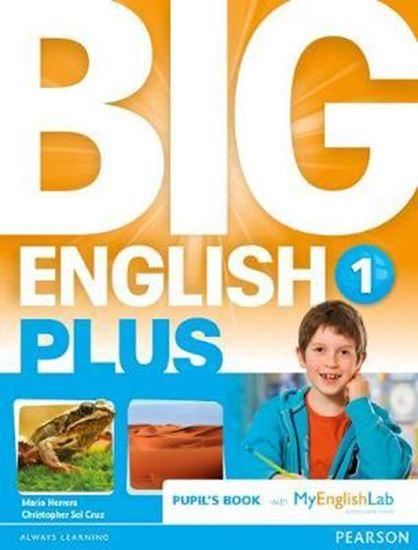 Εικόνα από BIG ENGLISH PLUS 1 SB & MY LAB - BRE N/E