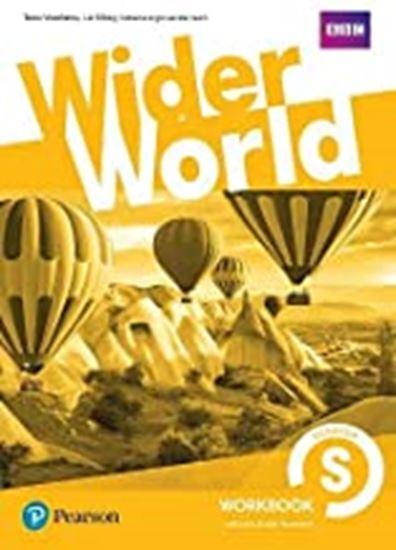 Εικόνα από WIDER WORLD STARTER WB &  EXTRA ONLINE HOMEWORK