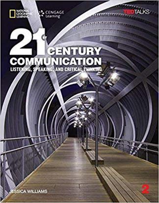 Εικόνα της 21ST CENTURY COMMUNICATION 2 LISTENING, SPEAKING AND CRITICAL THINKING TCHR'S GUIDE