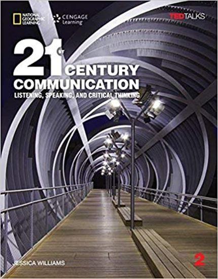 Εικόνα από 21ST CENTURY COMMUNICATION 2 LISTENING, SPEAKING AND CRITICAL THINKING TCHR'S GUIDE