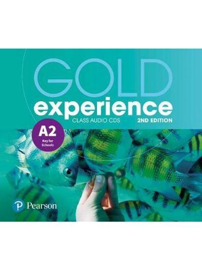 Εικόνα από GOLD EXPERIENCE A2 CD CLASS 2ND ED