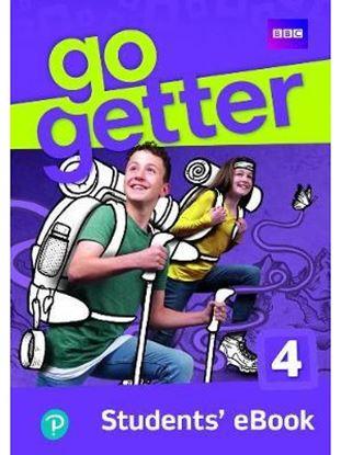 Εικόνα της GO GETTER 4 ACCESS CARD & MY ENGLISH LAB