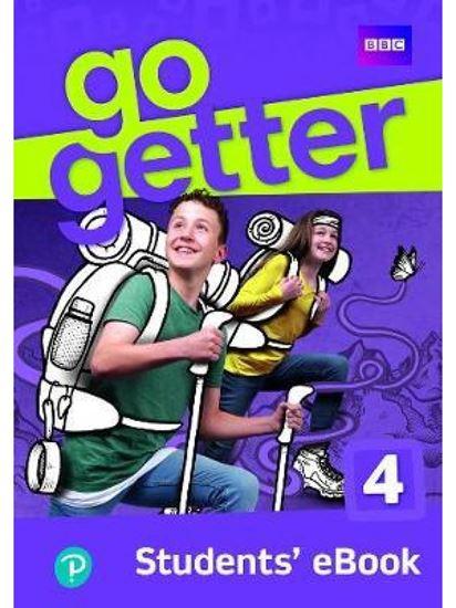 Εικόνα από GO GETTER 4 ACCESS CARD & MY ENGLISH LAB