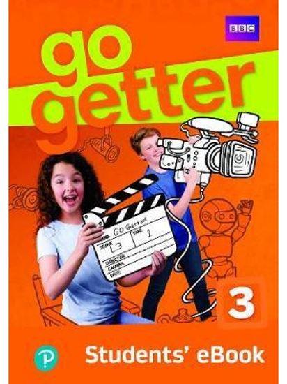 Εικόνα από GO GETTER 3 ACCESS CARD & MY ENGLISH LAB
