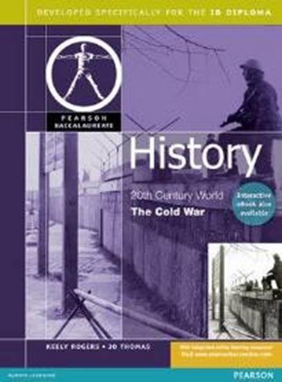 Εικόνα από PEARSON BACCALAUREATE : HISTORY 20TH CENTURY WORLD THE COLD WAR PB