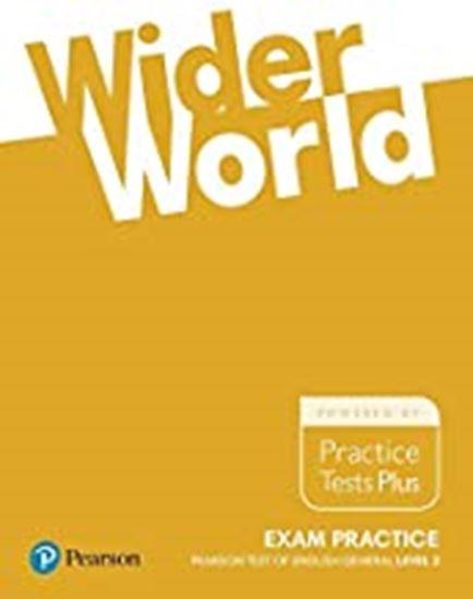 Εικόνα από WIDER WORLD EXAM PRACTICE PEARSON TEST OF ENGLISH GENERAL LEVEL 2 B1