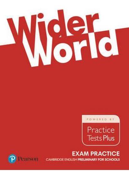 Εικόνα από WIDER WORLD EXAM PRACTICE PRELIMINARY FOR SCHOOLS
