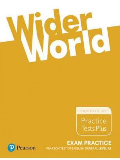 Εικόνα από WIDER WORLD EXAM PRACTICE PEARSON TEST OF ENGLISH GENERAL LEVEL FOUNDATION A1