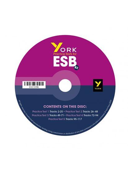 Εικόνα από YORK PRACTICE TESTS FOR ESB B2 CD CLASS