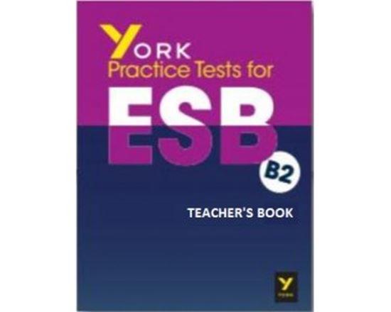 Εικόνα από YORK PRACTICE TESTS FOR ESB B2 TCHR'S