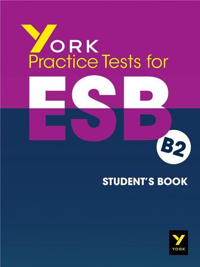 Εικόνα από YORK PRACTICE TESTS FOR ESB B2 SB