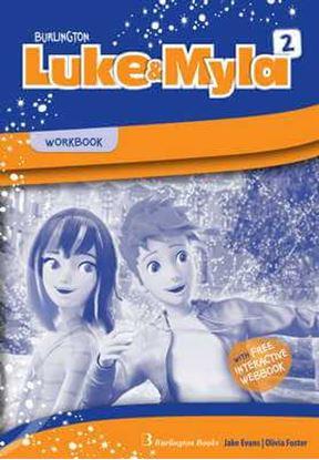 Εικόνα της LUKE & MYLA 2 WORKBOOK