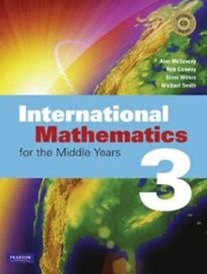 Εικόνα από IB INTERNATIONAL MATHEMATICS FOR THE MIDDLE YEARS 3