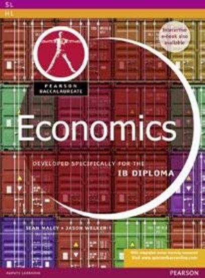 Εικόνα από PEARSON BACCALAUREATE : ECONOMICS IB IB DIPLOMA PB