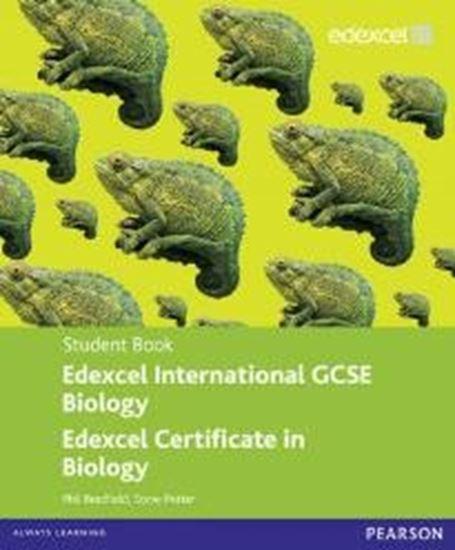 Εικόνα από EDEXCEL INTERNATIONAL GCSE BIOLOGY (+ AUDIO CD) EDEXCEL CERTIFICATE IN BIOLOGY PB