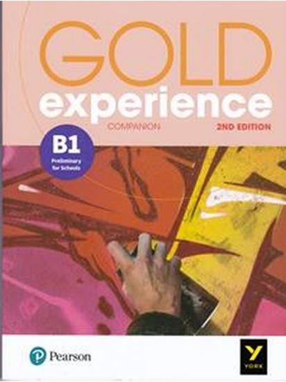 Εικόνα από GOLD EXPERIENCE B1 COMPANION 2ND ED