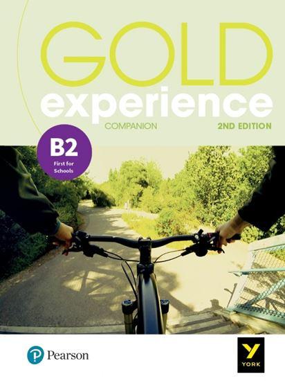 Εικόνα από GOLD EXPERIENCE B2 COMPANION 2ND ED
