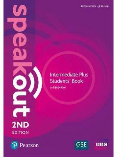 Εικόνα από SPEAK OUT INTERMEDIATE PLUS SB & DVD 2ND ED
