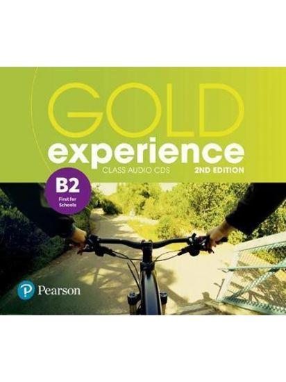 Εικόνα από GOLD EXPERIENCE B2 CD CLASS 2ND ED