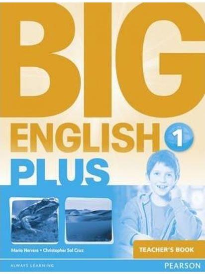 Εικόνα από BIG ENGLISH PLUS 1 TCHR'S - BRE