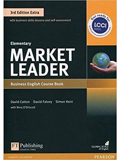 Εικόνα από MARKET LEADER EXTRA ELEMENTARY SB (& DVD-ROM) 3RD ED