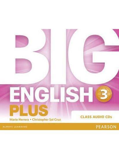 Εικόνα από BIG ENGLISH PLUS 3 CD CLASS - BRE