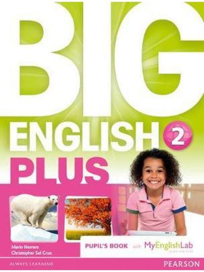 Εικόνα από BIG ENGLISH PLUS 2 SB & MY LAB - BRE N/E