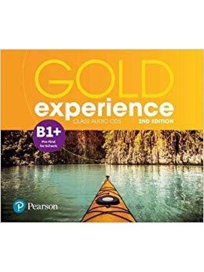 Εικόνα από GOLD EXPERIENCE B1+ CD CLASS 2ND ED