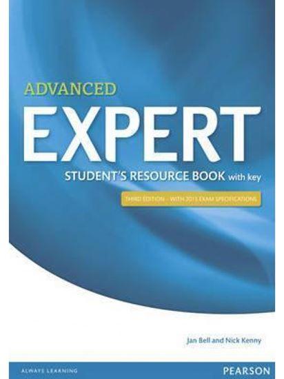 Εικόνα από EXPERT ADVANCED RESOURCE BOOK WITH ANSWERS