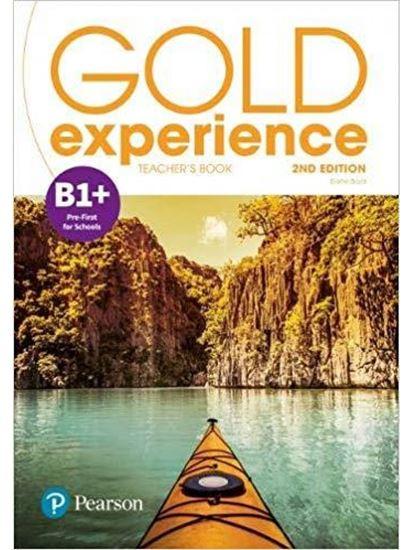 Εικόνα από GOLD EXPERIENCE B1+ TCHR'S BOOK WITH ONLINE PRACTICE - TCHRS RESOURCES & PRESENTATION TOOL 2ND ED