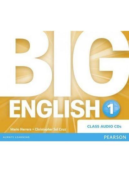 Εικόνα από BIG ENGLISH PLUS 1 CD CLASS - BRE