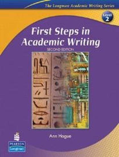 Εικόνα από LONGMAN ACADEMIC WRITING SERIES : FIRST STEPS IN ACADEMIC WRITING 2 SB 2ND ED PB