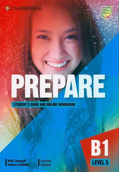 Εικόνα από PREPARE! 5 STUDENT'S BOOK (+ ONLINE WB) 2ND ED