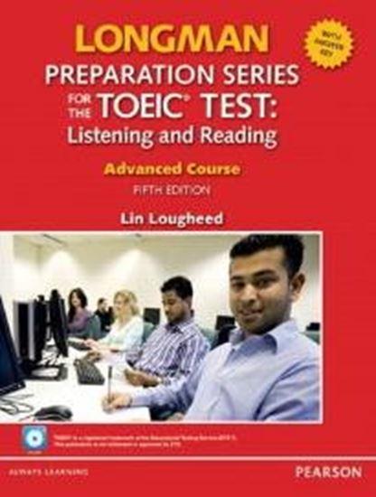 Εικόνα από LONGMAN PREP.SERIES NEW TOEIC ADVANCED LISTENING & READING (+ CD-ROM) (+ KEY) 5TH ED