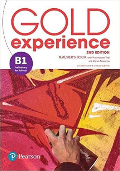 Εικόνα από GOLD EXPERIENCE 2ND ED B1 TEACHER'S (+ONLINE PRACTICE & PRESENTATION TOOL)