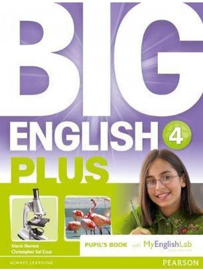 Εικόνα από BIG ENGLISH PLUS 4 SB (+ MY LAB) - BRE N/E