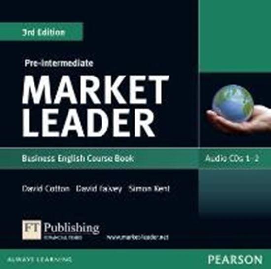 Εικόνα από MARKET LEADER PRE-INTERMEDIATE CD CLASS (2) 3RD ED