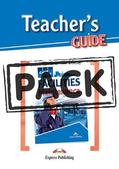 Εικόνα από CAREER PATHS FACILITIES MAINTENANCE TEACHER'S PACK (GUIDE + DIGIBOOK)