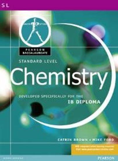 Εικόνα από PEARSON BACCALAUREATE : STANDARD LEVEL CHEMISTRY PB