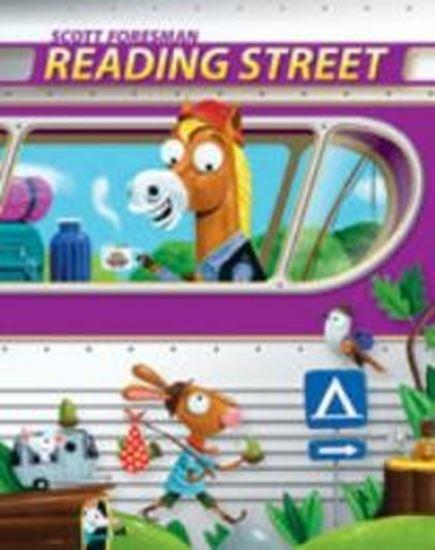 Εικόνα από SCOTT FORESMAN READING STREET READERS AND WRITERS NOTEBOOK (LEVEL 4, GRADE 1) HC