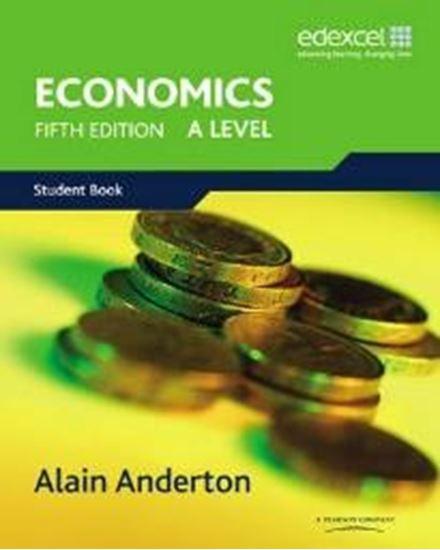 Εικόνα από A LEVEL ECONOMICS FOR EDEXCEL : A LEVEL 5TH ED