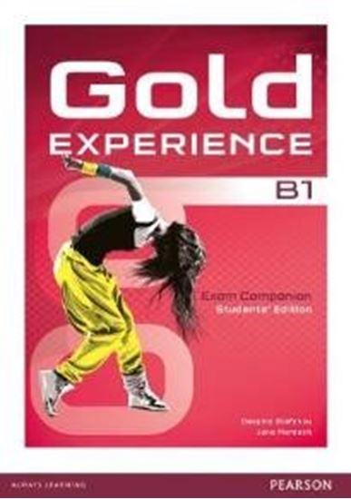 Εικόνα από GOLD EXPERIENCE B1 COMPANION